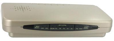 International KDV-6000 Analog PAL NTSC Video Converter | Multisystem tkdv video