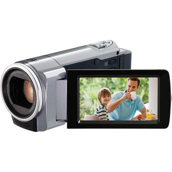 JVC GZ-HM30 HD Everio PAL Camcorder (Silver)