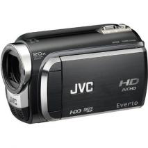 JVC GZ-HD300 Everio High Definition Hard Disk PAL Camcorder (Onyx Black)