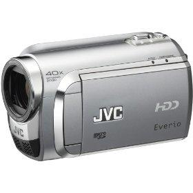 JVC EVERIO GZ-MG630 60GB HARD DISK CAMCORDER
