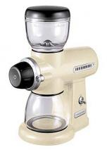 KitchenAid 5KCG100EAC Pro-Line Burr Grinder for Coffee - Almond Cream