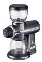 KitchenAid 5KCG100EPM Pro-Line Burr Grinder for Coffee - Pearl Metallic