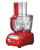 KitchenAid 5KFPM770EER Artisan Food Processor - Empire Red