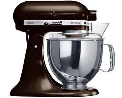 KITCHENAID 5KSM150PSECH ARTISAN (CHOCOLATE BROWN) FOR 220 VOLTS