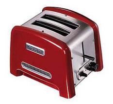 KitchenAid 5KTT780EER Pro-Line Series Toaster - 2-slice - Empire Red
