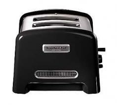 KitchenAid 5KTT780EOB Pro-Line Series Toaster - 2-slice - Onyx Black