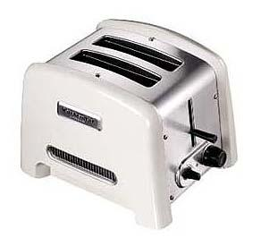 KitchenAid 5KTT780EWH Pro Line Series Toaster 2 slice White