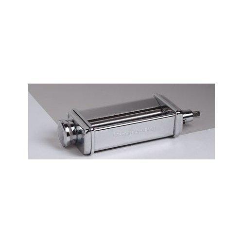 kitchenaid 5kpra pasta roller and cutter attachment set 220 volts appliances 110 220