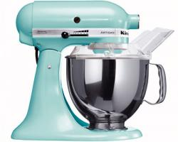 KitchenAid 5KSM150PSEIC ARTISAN (ICE BLUE) FOR 220 VOLTS