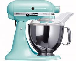 KitchenAid 5KSM150PSEIC ARTISAN (ICE BLUE) FOR 220 VOLTS