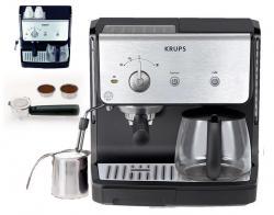 Krups XP2000 Espresso & Cappuccino Maker for 220Volt