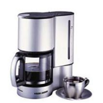 Black and Decker Life Style LCM82 12-CUP 220V Coffeemaker