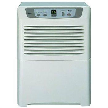 LG LD65EL 65 Pint Dehumidifier Auto Shut-off External Drain FACTORY REFURBISHED (FOR USA ONLY)