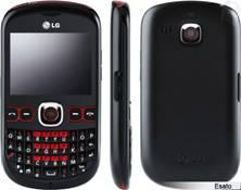 LG C300 QUAD BAND UNLOCKED GSM MOBILE PHONE