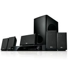 LG LHB326 Network Built-in Wi-Fi Home Theater System FACTORY REFURBISHED (FOR USA )