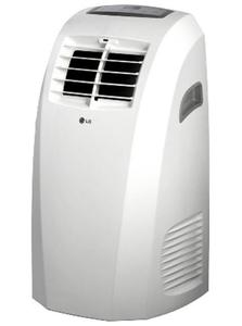 LG LP0910WNR 9,000 BTU Portable Air Conditioner with Remote FACTORY REFURBISHED (FOR USA