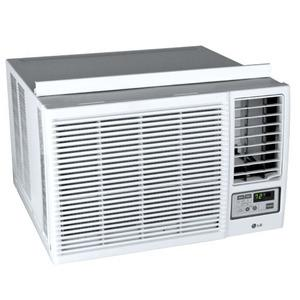 LG LW1210HR 12000 BTU WINDOW HEATING AIR CONDITIONER FACTORY REFURBISHED (FOR USA)