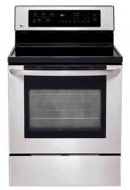 LG LRE30453ST Freestanding Electric Convection Range , FACTORY REFURBISHED (FOR USA)