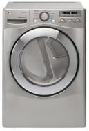 Haier GDE450AW 6.6 cu. ft. Super Capacity Electric Dryer in White FACTORY REFURBISHED (FOR USA)