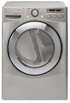 LG DLEX2501V Front Load Steam Electric Dryer 7.3 CFT FACTORY REFURBISHED (FOR USA)