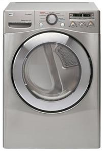 LG DLEX2501V Front Load Steam Electric Dryer 7.3 CFT FACTORY REFURBISHED (FOR USA)