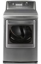 LG DLEX5101V 7.3 CFT Front Load Steam Electric Dryer FACTORY REFURBISHED(FOR USA)