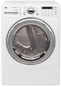 LG DLGX7188WM Front Load Steam Gas Dryer  7.3 cu. ft. FACTORY REFURBISHED (FOR USA)