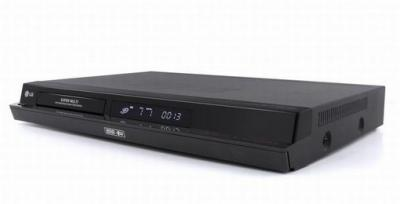 LG RH299H region free DVD Recorder for 110-240 Volts