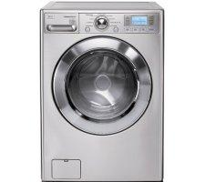 LG WM0001HTMA Front Load Steam Washer   4.2 cu. ft. Stainless Steel FACTORY REFURBISHED (FOR USA)