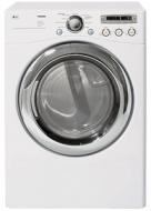 Haier RDG350AW 6.6 cu. ft. Super Capacity Gas Dryer in White FACTORY REFURBISHED (FOR USA)