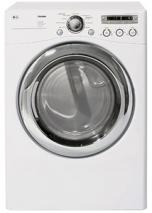 LG DLG5966W  Front Load Gas Dryer FACTORY REFURBISHED (FOR USA)