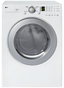 LG DLG2526W Front Load Gas Dryer FACTORY REFURBISHED (FOR USA)