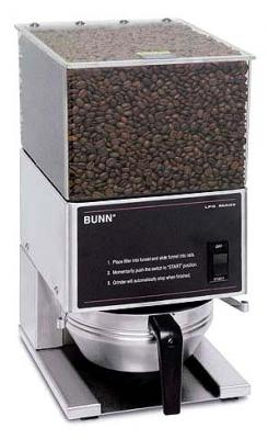 BUNN LPG COFFEE GRINDER