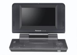 Panasonic DVD-LS70 REGION FREE PORTABLE DVD PLAYER FOR 110-240 VOLTS