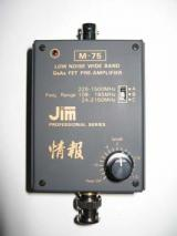 Kinetic-Avionic JIM M-75 Preamp