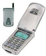LG 600 Dual-band unlocked GSM phone