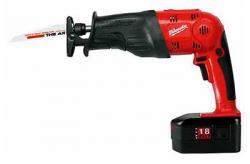 Milwaukee 6514 220-240 volt,  Reciprocation Saw Kit
