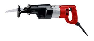Milwaukee 6528 Sawzall with 32 mm Blade for 220-240 volts