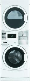 MAYTAG MLG20PDCGW COMMERCIAL WASHER/DRYER 240 VOLT