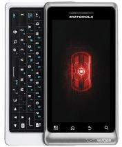 MOTOROLA DROID2 MILESTONE2 GLOBAL (White) Unlocked Wifi Smartphone Android 2.2 Froyo with 5MP Camera