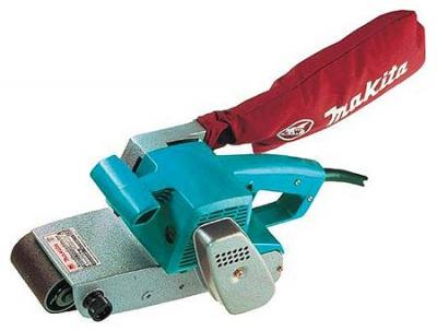 Makita 9924DB 76 x 610mm (3.04 x 24.4 ) Belt Sander 220-240 Volt 50Hz