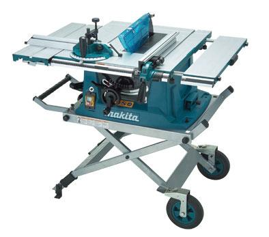 Makita MLT100 Table saw for 220 Volts