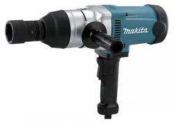 Makita TW1000 Impact Wrench with Powerful 738 ft 220-240 Volt 50Hz