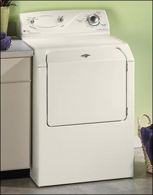 Maytag Atlantis MDE6400 Electric Dryer For 220/240 Volts
