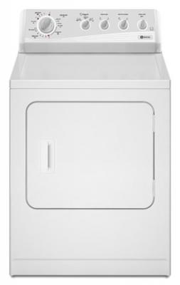 Maytag 3FMDG4905TW Gas Dryer for 220 Volts