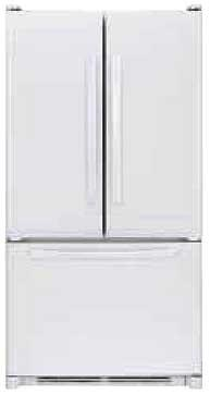 Maytag  G32526PEKW- 220 Volts Three-Door Refrigerators:White