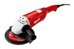 "Milwaukee 6090 220-240 Volt 9"" Angle Grinder with Ergonomic"