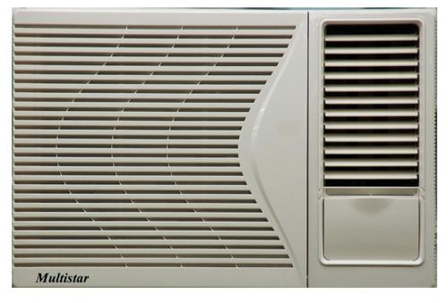 Multistar ms18hcmer 18000 btu heat cool with remote for 18000 btu window air conditioners