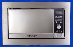 Multistar MBG30S900SHS Built-in Microwave Oven for 220 Volts