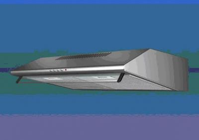 Multistar MUC36HDSS Stainless Range Hood for 220 Volts